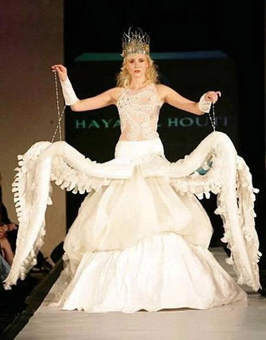 платья с осьминогом