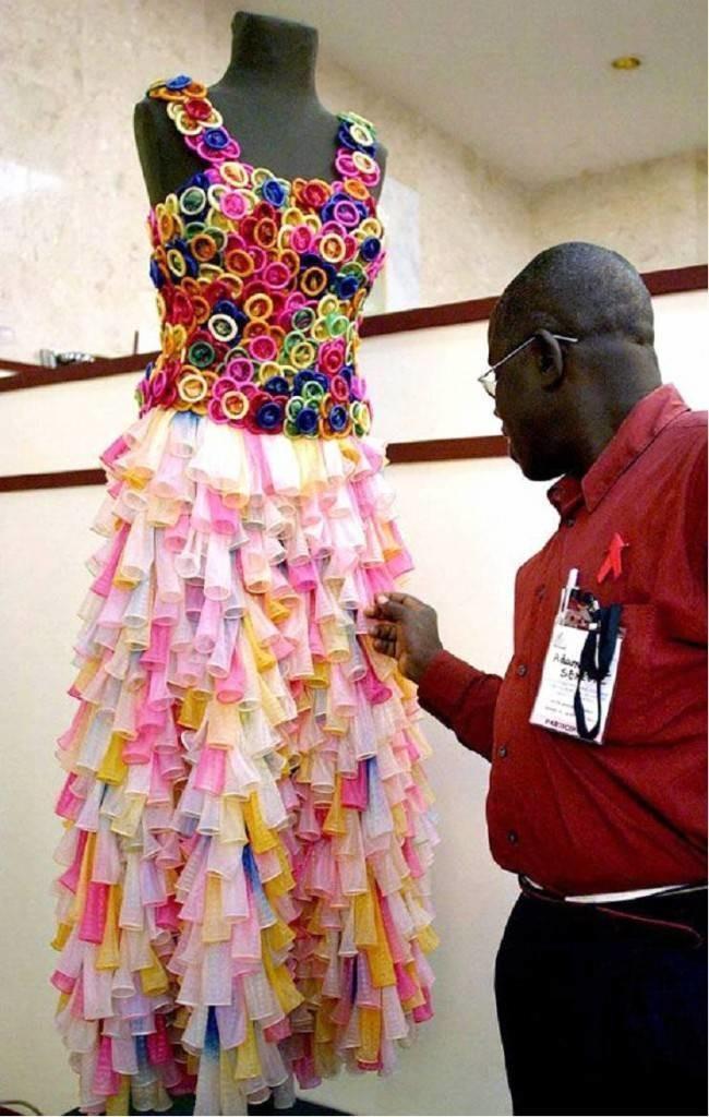 платья экстравагантные
