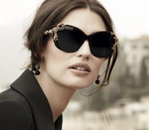 выбрать очки с золотом